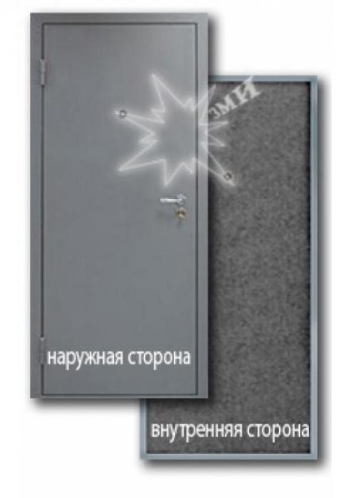 Завод Металлических Изделий, Входная металлическая дверь 2