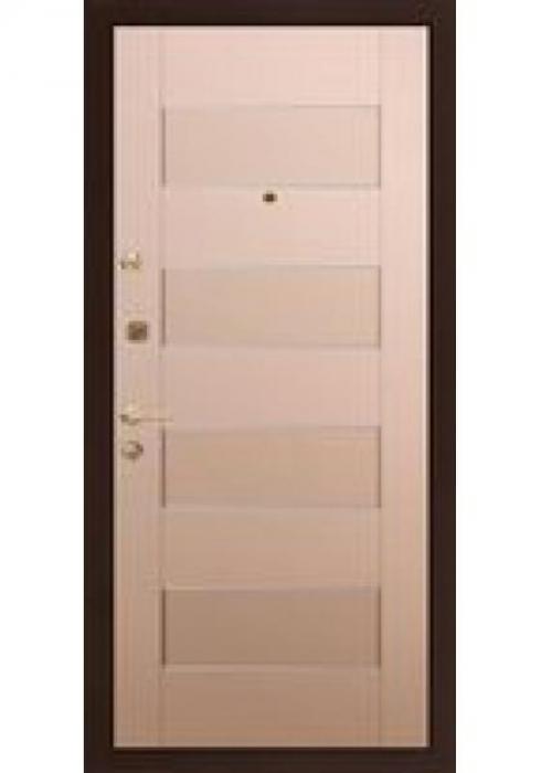 TRIADOORS, Входная металлическая дверь 45 U - внутренняя сторона
