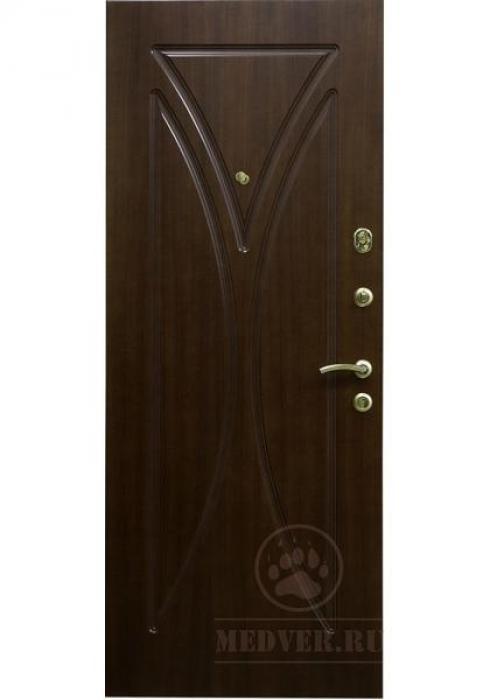 Медверь, Входная металлическая дверь Б-10