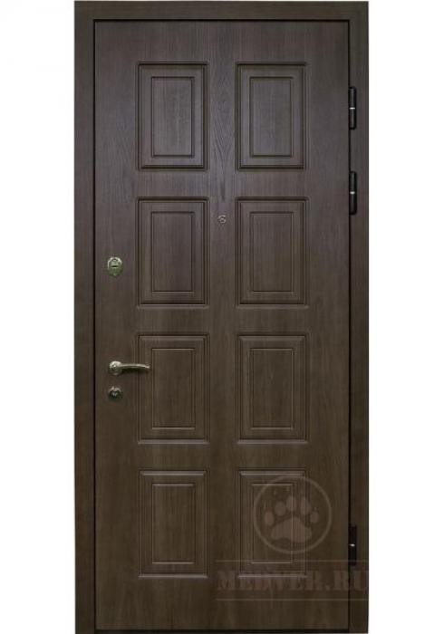 Медверь, Входная металлическая дверь Б-2
