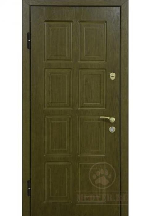 Медверь, Входная металлическая дверь Б-20