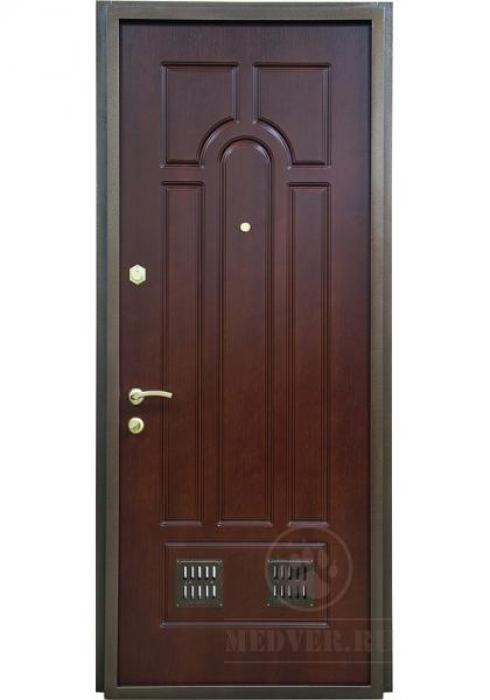 Медверь, Входная металлическая дверь Б-22