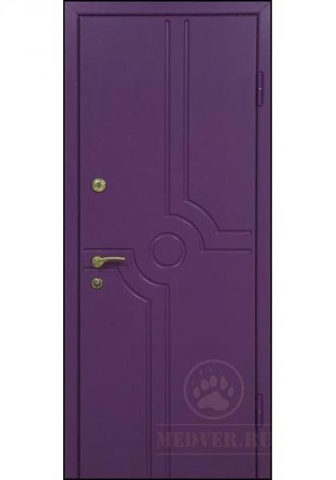 Медверь, Входная металлическая дверь Б-33