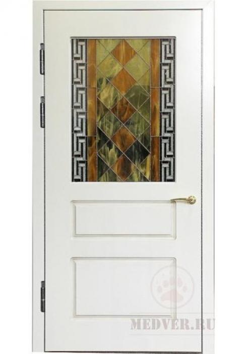Медверь, Входная металлическая дверь Б-34