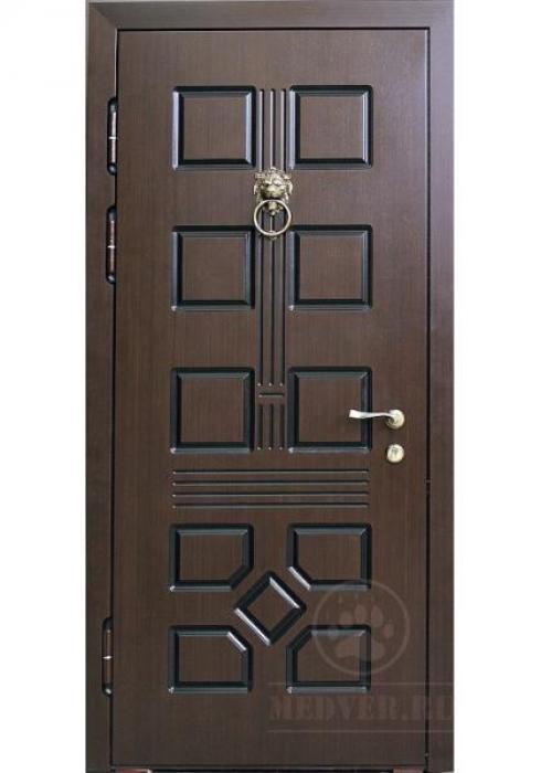 Медверь, Входная металлическая дверь Б-37