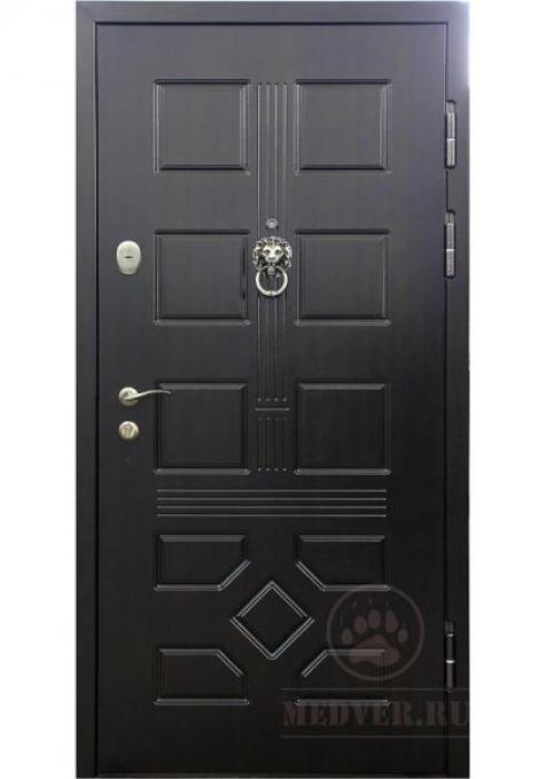 Медверь, Входная металлическая дверь Б-41