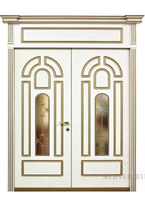 Медверь, Входная металлическая дверь Б-68