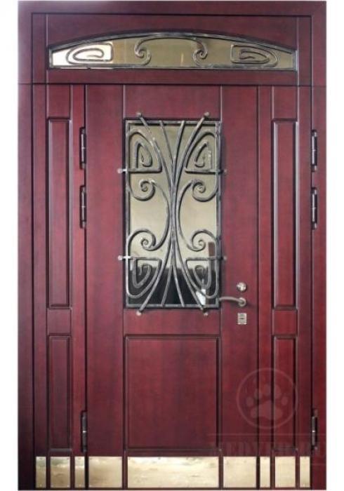 Медверь, Входная металлическая дверь Б-72