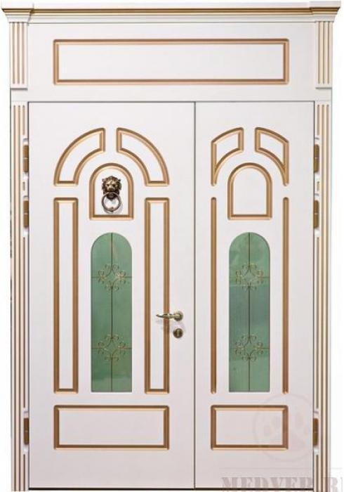 Медверь, Входная металлическая дверь Б-77