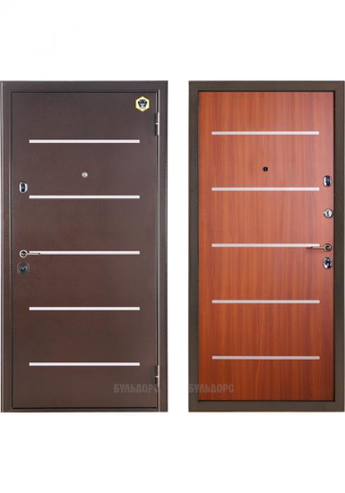 Бульдорс, Входная металлическая дверь Бульдорс Laser-24