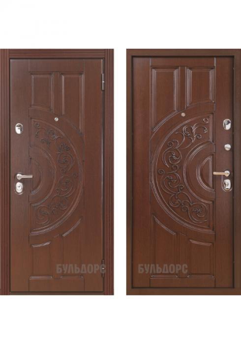 Бульдорс, Входная металлическая дверь Бульдорс Lux-25 P-1