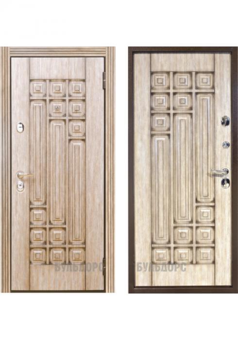 Бульдорс, Входная металлическая дверь Бульдорс Lux-25 P-3