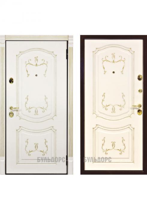 Бульдорс, Входная металлическая дверь Бульдорс Premier-25 P-4