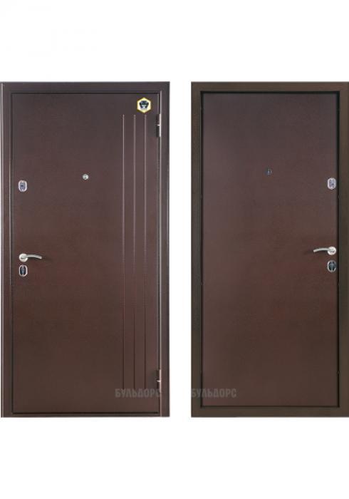 Бульдорс, Входная металлическая дверь Бульдорс Steel 12