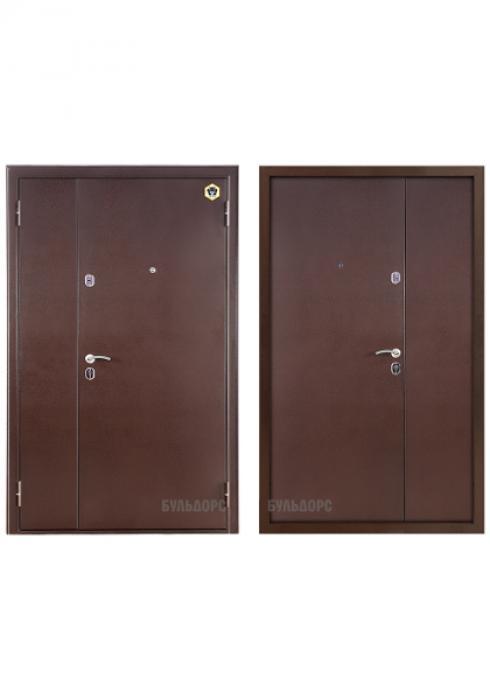 Бульдорс, Входная металлическая дверь Бульдорс Steel-23Д