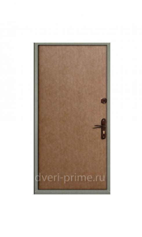 Двери Клин, Входная металлическая дверь Db-125 - наружная сторона