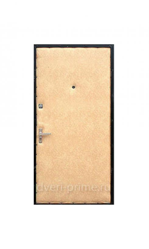 Двери Клин, Входная металлическая дверь Db-125 - внутренняя сторона