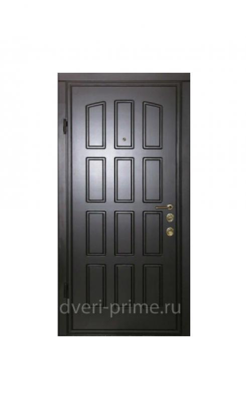 Двери Клин, Входная металлическая дверь Db-131 - внутренняя сторона