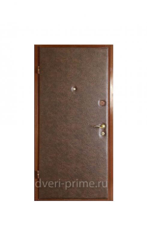 Двери Клин, Входная металлическая дверь Db-134 - внутренняя сторона