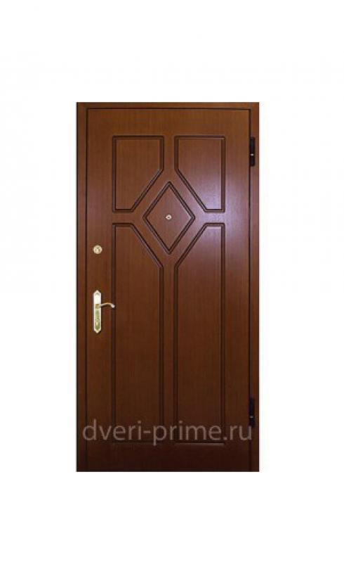 Двери Клин, Входная металлическая дверь Db-14 - наружная сторона