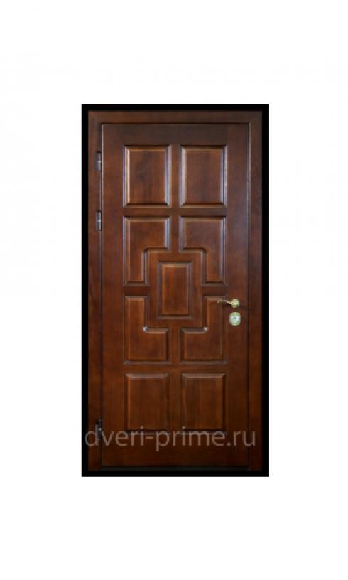 Двери Клин, Входная металлическая дверь Db-140 - внутренняя сторона