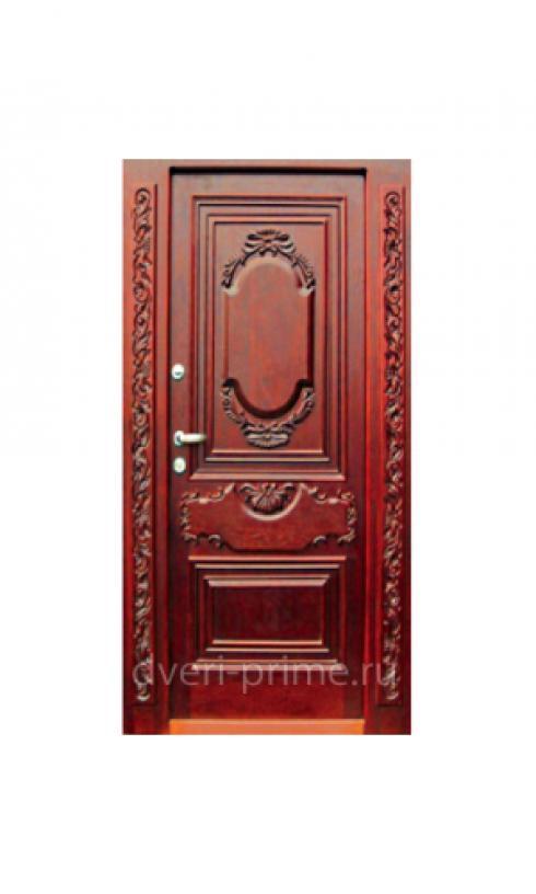 Двери Клин, Входная металлическая дверь Db-141 - наружная сторона