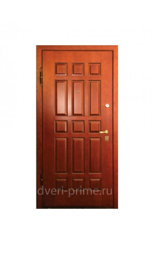 Двери Клин, Входная металлическая дверь Db-141 - внутренняя сторона