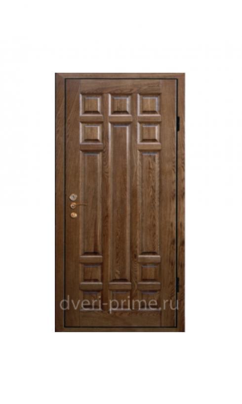Двери Клин, Входная металлическая дверь Db-142 - наружная сторона