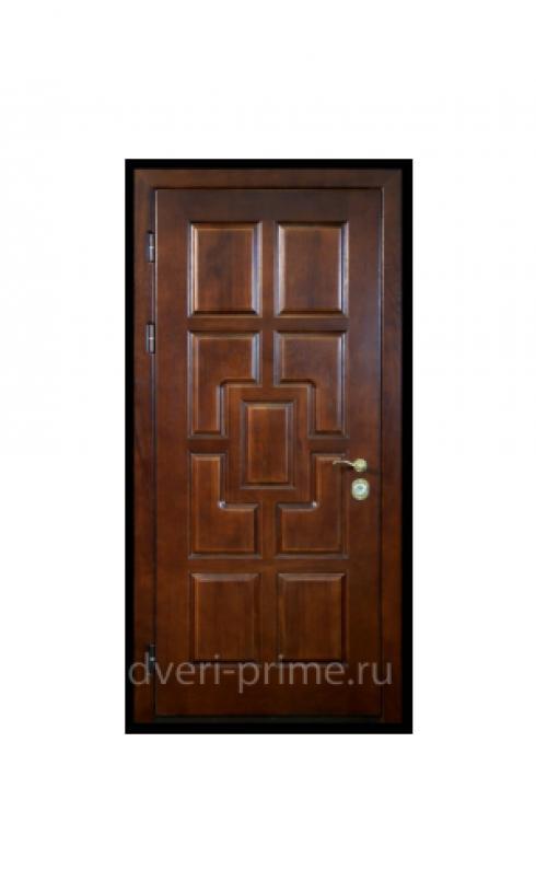 Двери Клин, Входная металлическая дверь Db-142 - внутренняя сторона