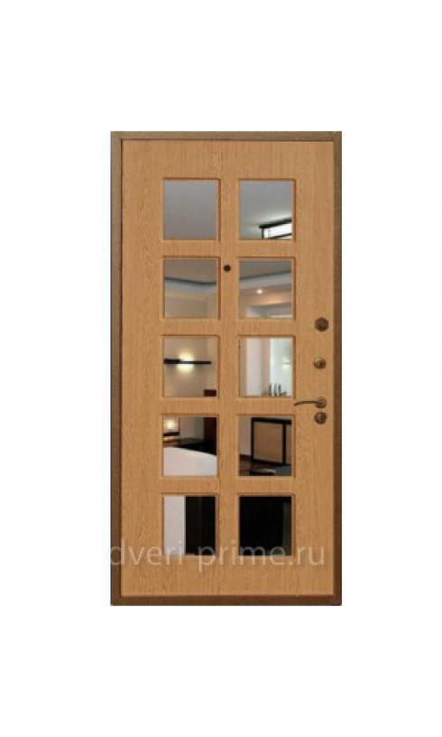 Двери Клин, Входная металлическая дверь Db-143 - внутренняя сторона