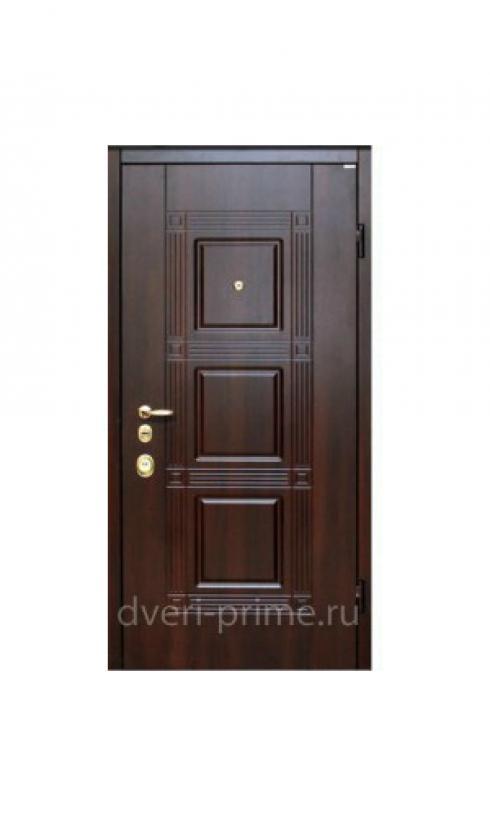 Двери Клин, Входная металлическая дверь Db-16 - наружная сторона
