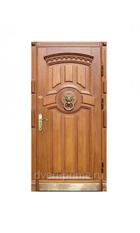 Двери Клин, Входная металлическая дверь Db-17 - наружная сторона