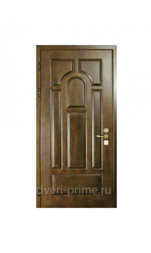 Двери Клин, Входная металлическая дверь Db-17 - внутренняя сторона