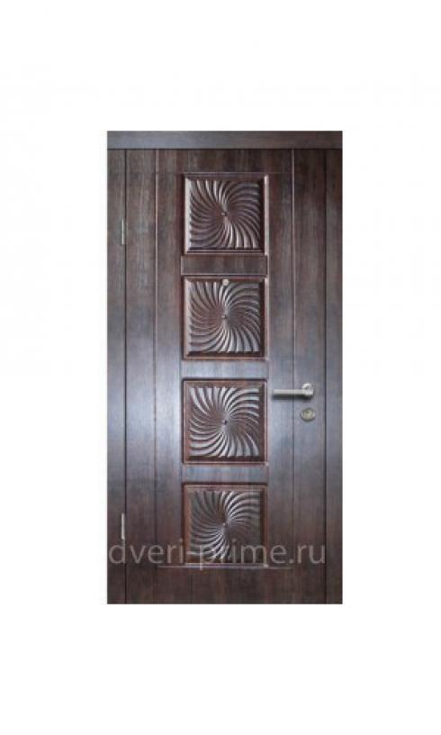 Двери Клин, Входная металлическая дверь Db-18 - внутренняя сторона