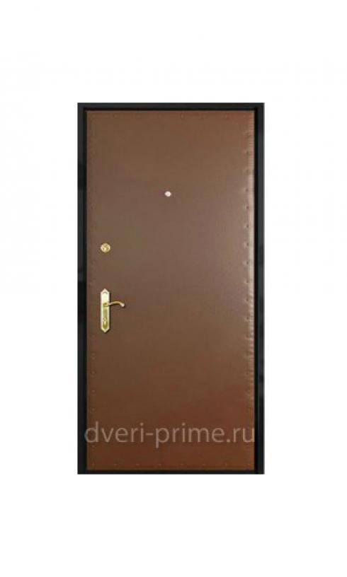 Двери Клин, Входная металлическая дверь Db-68 - внутренняя сторона