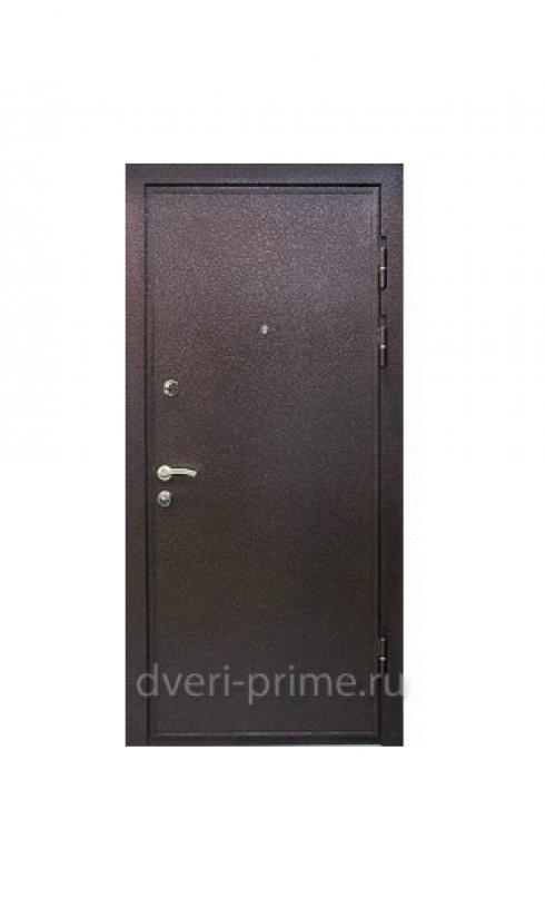 Двери Клин, Входная металлическая дверь Db-76 - наружная сторона