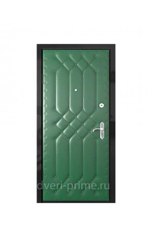 Двери Клин, Входная металлическая дверь Db-76 - внутренняя сторона