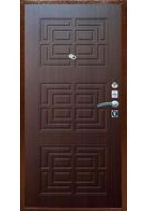 TRIADOORS, Входная металлическая дверь DORO 1 - внутренняя сторона
