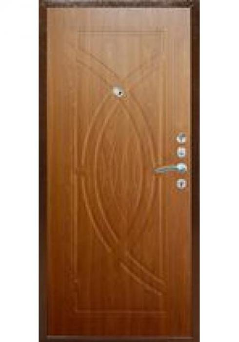 TRIADOORS, Входная металлическая дверь DORO 2 - внутренняя сторона