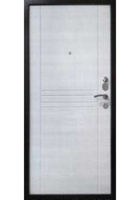 TRIADOORS, Входная металлическая дверь DORO Домино - внутренняя сторона