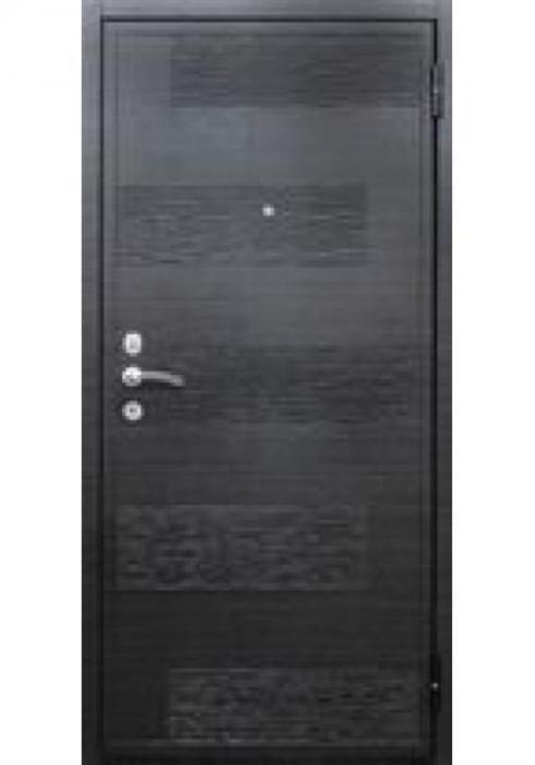 TRIADOORS, Входная металлическая дверь DORO Волна - наружная сторона
