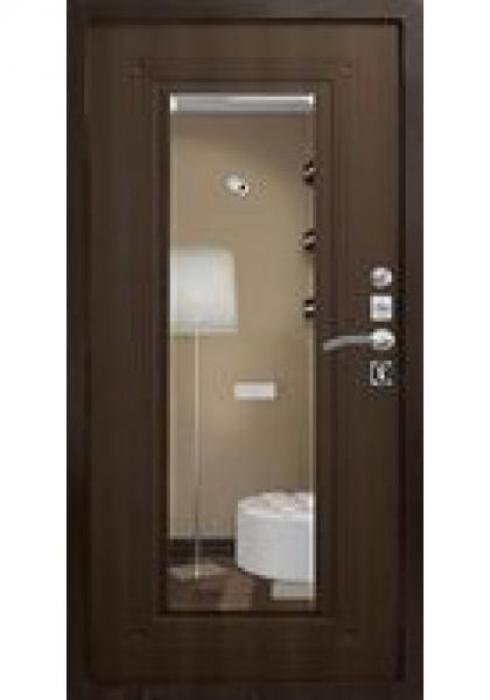 TRIADOORS, Входная металлическая дверь DORO Волна - внутренняя сторона