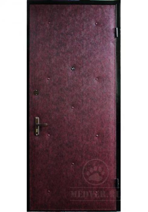 Медверь, Входная металлическая дверь Э-23