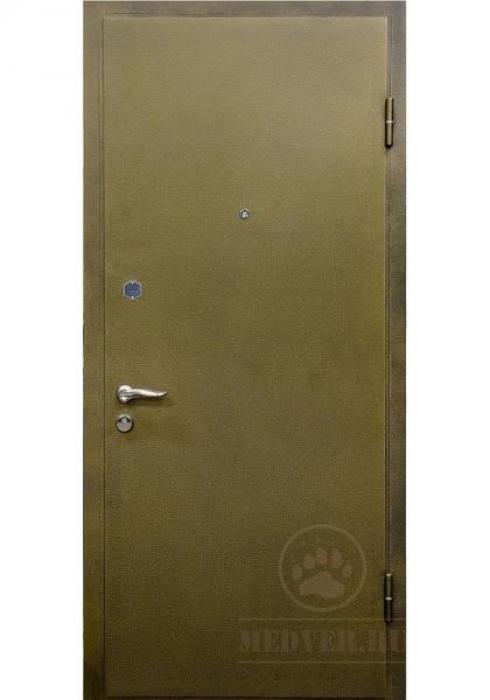 Медверь, Входная металлическая дверь «Эконом» Э-1