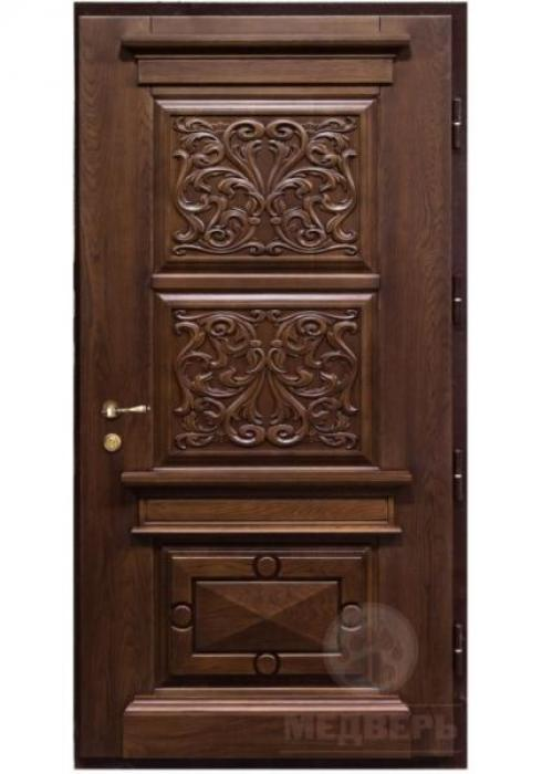 Медверь, Входная металлическая дверь «Элит» Ф-76