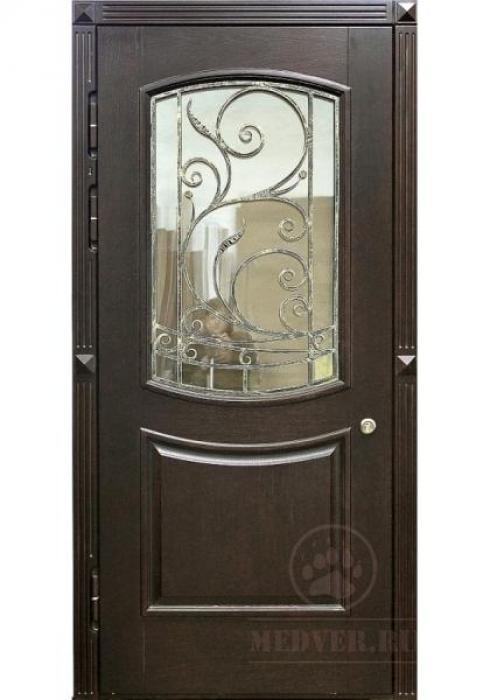 Медверь, Входная металлическая дверь Ф-15