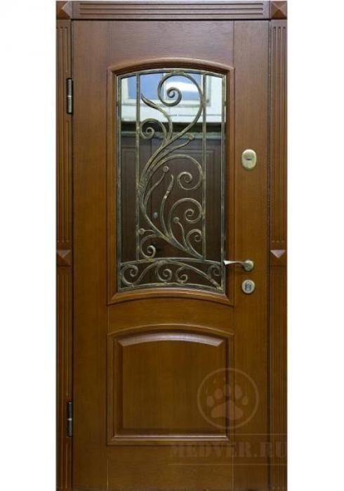 Медверь, Входная металлическая дверь Ф-21