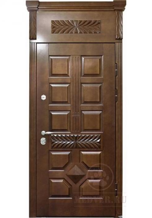 Медверь, Входная металлическая дверь Ф-27
