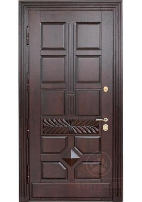 Медверь, Входная металлическая дверь Ф-3