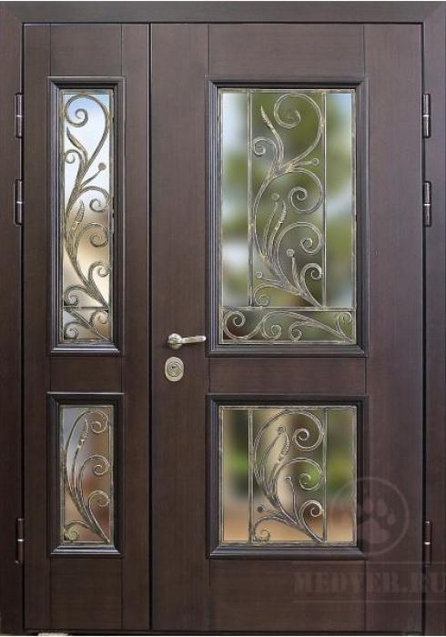 Медверь, Входная металлическая дверь Ф-33